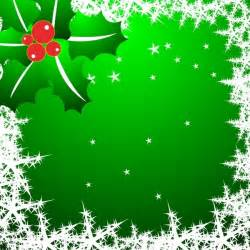 Christmas star snowflake border clip art free vector in encapsulated