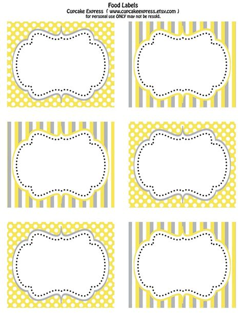 yellow printable stickers free printables in yellow gray celebrations at home