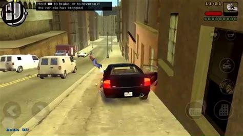 grand theft auto mobile gta lcs mission 1 grand theft auto liberty city