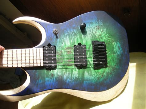 Djent Also Search For But Does It Djent Reviews Ibanez Rgdix6mpb Audiofanzine