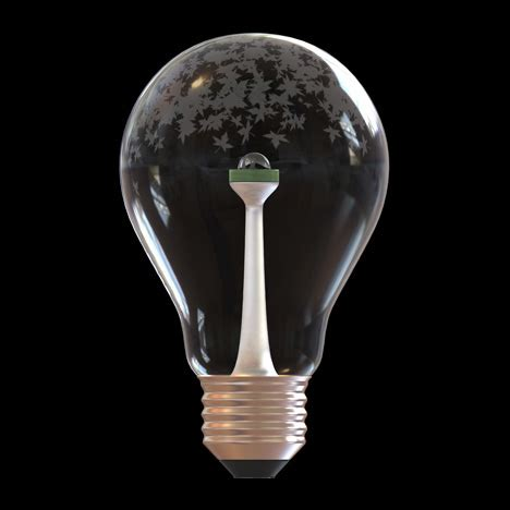 Ten Creative Re Invention Of The Light Bulb Yanko Design When Was The Led Light Bulb Invented