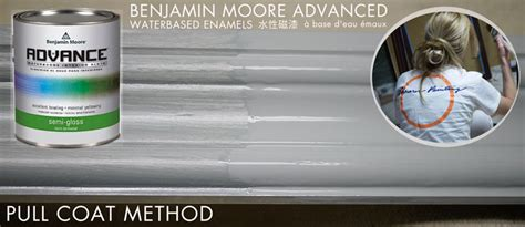 waterbased enamel review advance by benjamin