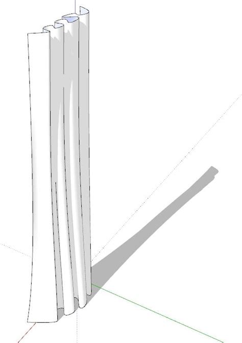 drape sketchup making of asgvis vray for sketchup winning render 3d
