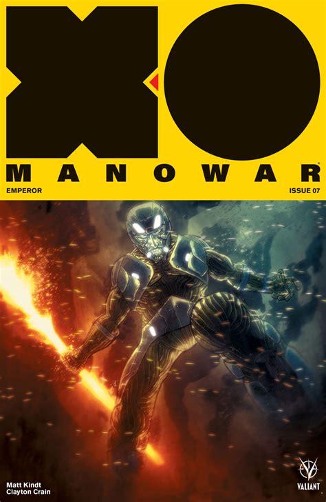 x o manowar 2017 volume 3 emperor books look matt kindt clayton crain command emperor