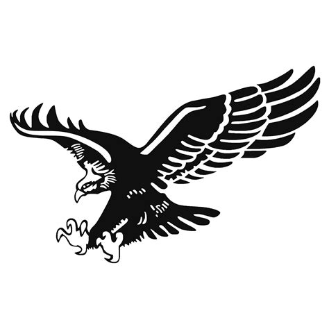 Decal Aufkleber by Car Auto Eagle Reflective Decal Vinyl Stickers Door