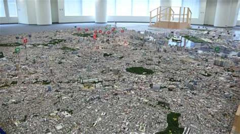 Itty Bitty Cities: 22 Models That Miniaturize the World