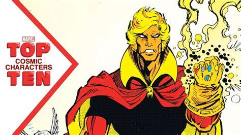 Marvel Top marvel top 10 cosmic characters