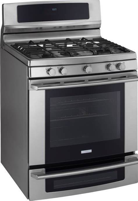 discontinued appliances ew3ldf65gs electrolux 30 quot propane dual fuel range wave
