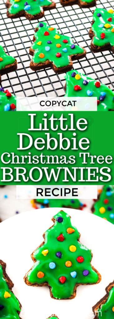 copycat little debbie christmas tree copycat debbie tree brownies big s