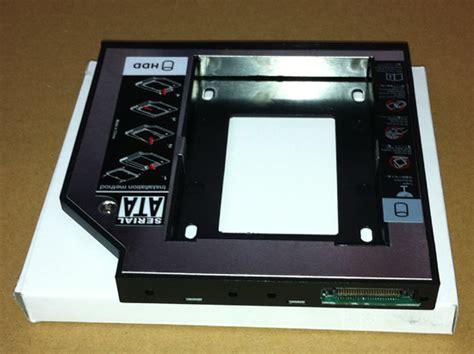 Hardisk Laptop Second Jakarta universal 2nd disk drive caddy for laptop 12 7mm ide