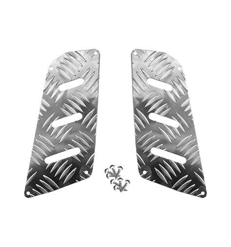 pedane tmax 530 coppia di pedane anteriori one in alluminio per yamaha t