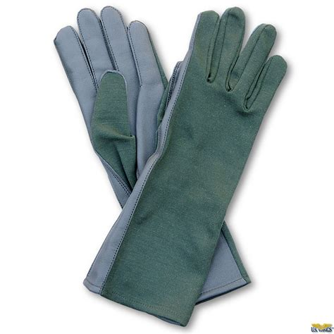 The Nomex Flyer's Gloves are available at US Wings!