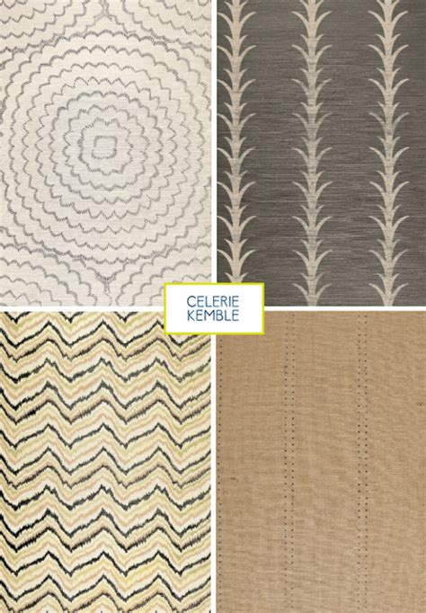 celerie kemble grasscloth 2017 grasscloth wallpaper schumacher wallpaper celerie kemble wallpapersafari