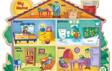 lesson plan sulle parti della casa1 maestra e mamma