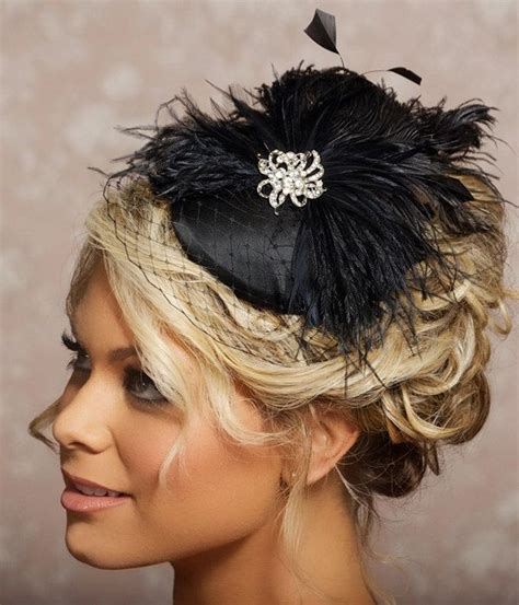 Wedding Hair Accessories Black by 25 Best Ideas About Black Wedding Hair On