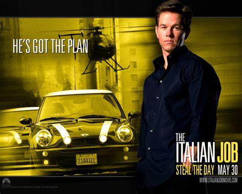 film italian job the italian job