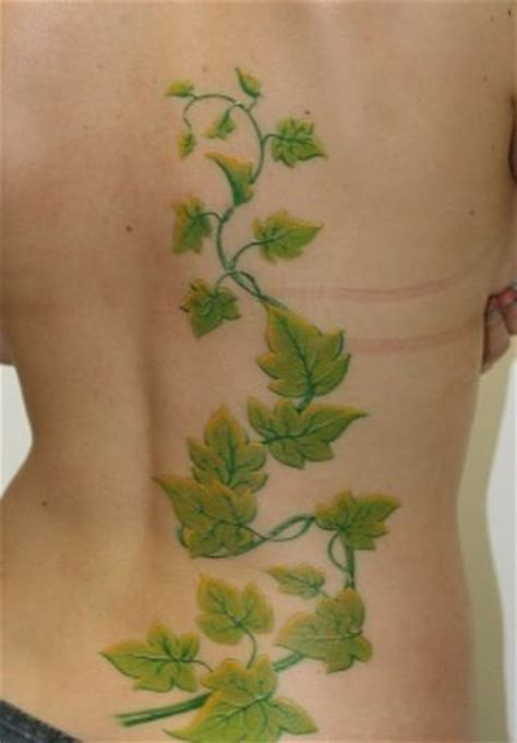 vine leaf tattoo designs tattoos page 3