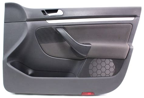Interior Car Door Panels Rh Front Interior Door Panel Card 05 10 Vw Jetta Mk5
