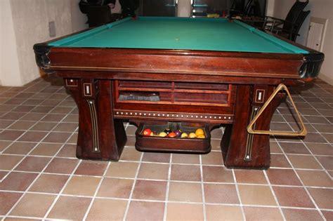 brunswick balke collender pool table brunswick balke collender arcade antique pool table ebay