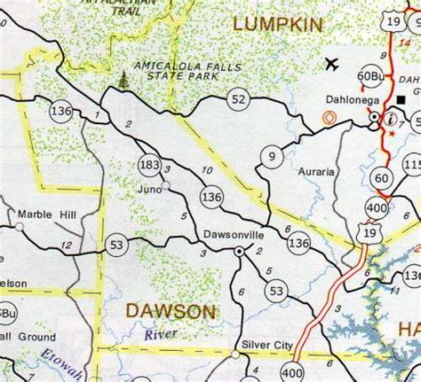 Dawson County Property Records Dawson County Map Hotels Motels Vacation Rentals Places To