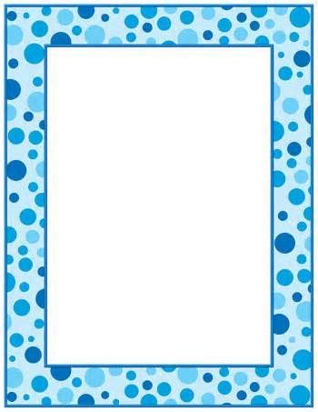 Baby Shower Printing Paper by Free Printable Baby Boy Blue Border Yahoo Image Search