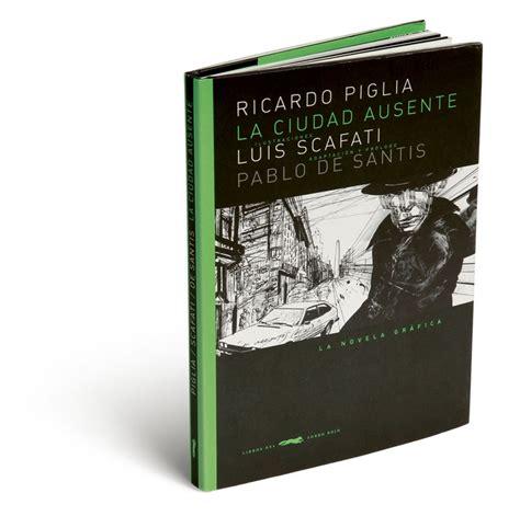 libro la ciudad ausente the targi alla bolognese 2 3d grafika plus produkt