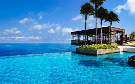 infinity pool bali alila villas uluwatu hotel review bali indonesia travel