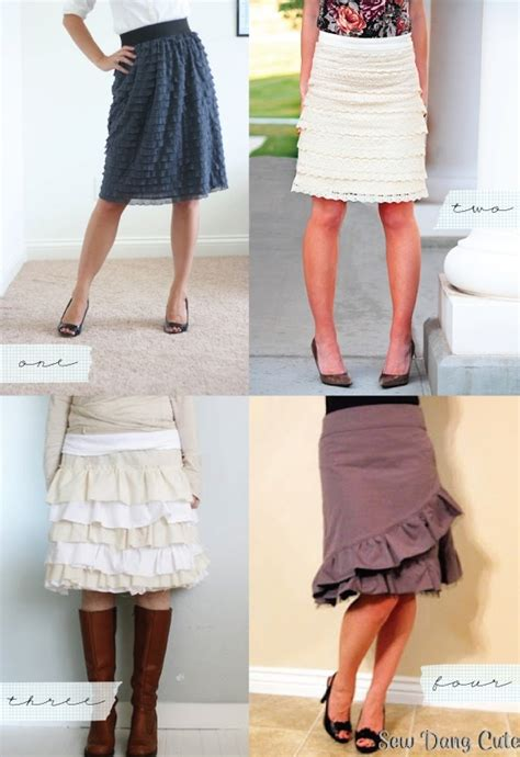 pattern for skirt from jeans tutorial 17 best images about sewing ideas on pinterest ladder