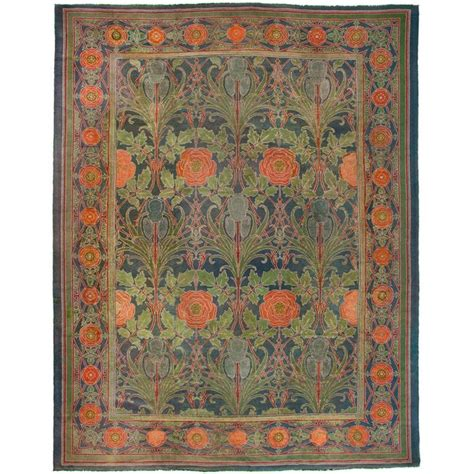 arts and crafts style rugs pin by ginkgoknits on inspiration