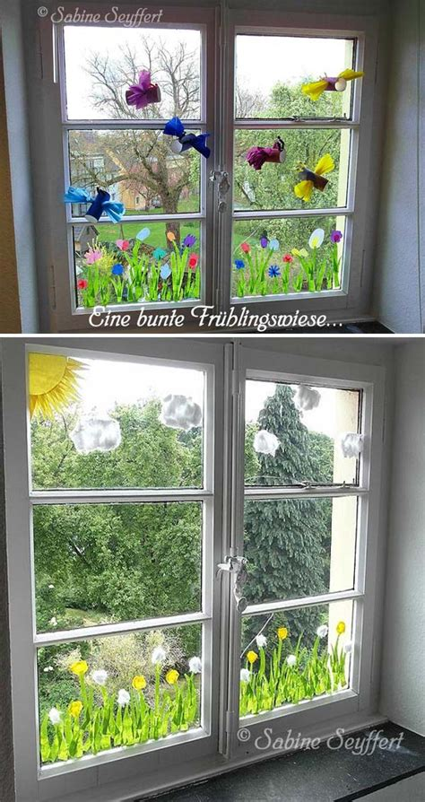 cute ideas to decorate my indoors windows for christmas 15 easy diy window decorating ideas 2017