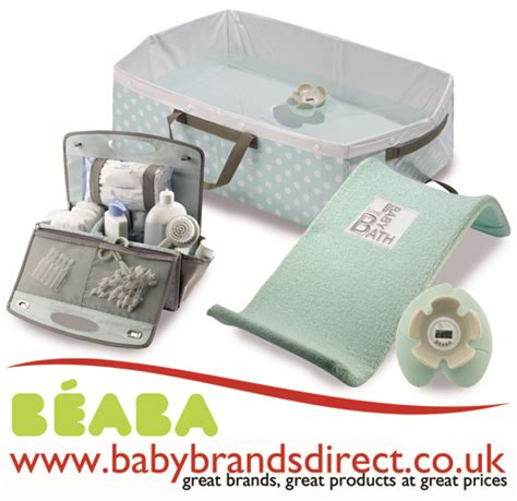 Beaba Folding Baby Bath wholesale baby bathtime products from beaba