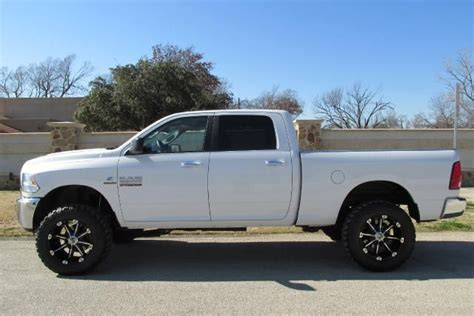 ram 2500 custom wheels 2014 dodge ram 2500 slt 4x4 crew cab with lift kit custom