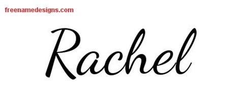 tattoo name rachel rachel archives page 2 of 2 free name designs