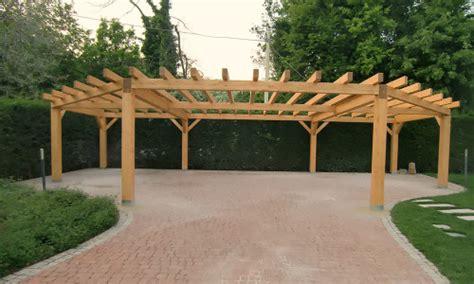struttura gazebo in legno il gazebo in legno lamellare comfort e design in tutte le