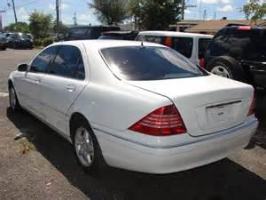 2000 S 500 Mercedes 2000 Mercedes S Class Pictures Cargurus