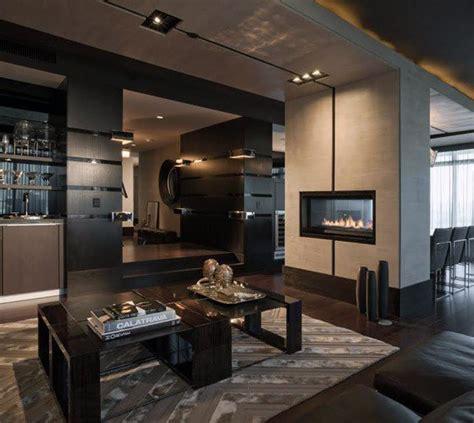 Pad Interiors by Ultimate Bachelor Pad Modern Living Spaces Room Bachelor Pad Decor