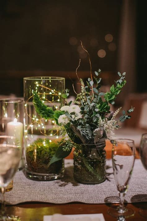 wedding centerpieces with lights 17 best ideas about lights wedding on