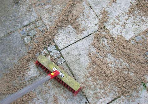 Pflastersteine Verfugen Sand by Terrassenplatten Preiswert Verlegen