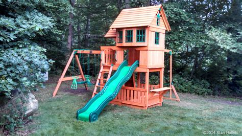 adventure swing set adventure playsets windsor ii swing set installation ma