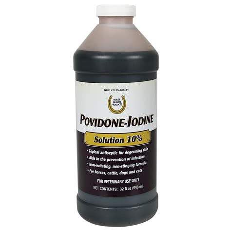 povidone iodine for dogs farnam povidone iodine 10 solution qc supply
