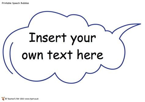 editable speech template editable speech bubbles writing resources