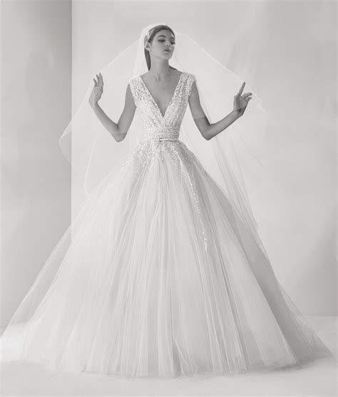 25  best ideas about Elie saab bridal on Pinterest   Elie