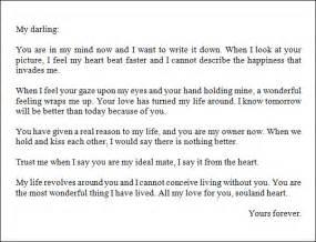 Appreciation Letter For Boyfriend Sample Love Letters To Boyfriend 16 Free Documents In