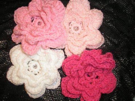 imagenes de flores tejidas a crochet imagenes de flores tejidas en crochet imagui