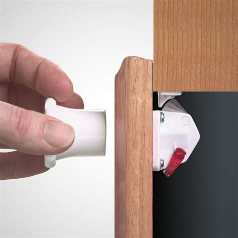 magnetic childproof cabinet locks child proof magnetic cabinet locks kids stuff pinterest