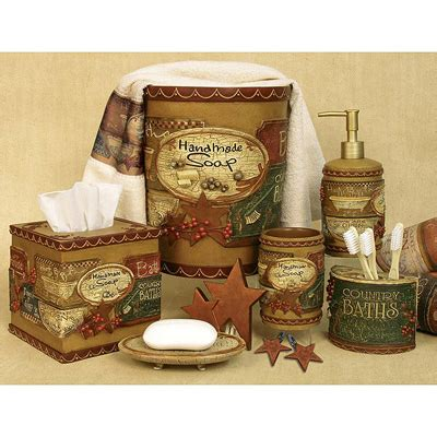 country bathroom sets country bathroom accessories
