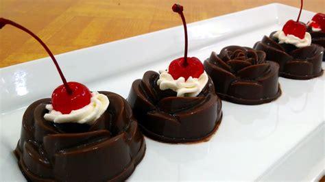 youtube membuat puding coklat resep membuat kue puding coklat enak youtube