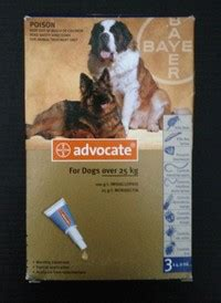 Advocate Xl For Dogs 25 40 Kg 1 Obat Kutu Anjing search store