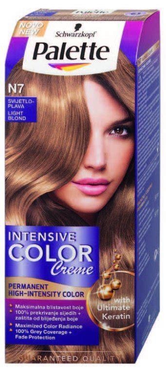 boja za kosu palete 575 boja za kosu sve nijanse color creme palette 2 komada dm