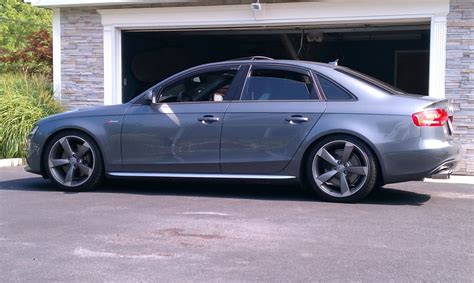 2014 audi s4 rims if you own a b8 s4 with black optic package audiworld